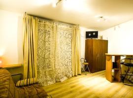 Appartement du Pompidou, 메스