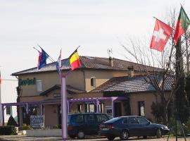 L'Aria, Saint-Donat-sur-l'Herbasse