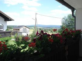 Haus Steinwaldblick, Bernlohe