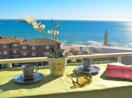 Bianca Seaview & Beach Apartment, Montgat