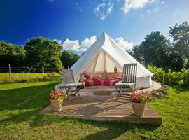 Kits Coty Glamping, Maidstone