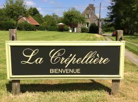 La Crepelliere, Le Mesnil-Garnier