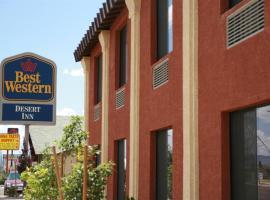 Best Western Desert Inn, Safford
