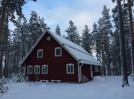 Ransi Stugan, Nornäs
