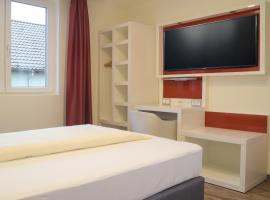Hotel Arts, Sankt Leon-Rot