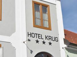 Hotel Krug, غمبولدسكيرشن