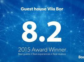 Guest house Vila Bor, Novi Sad