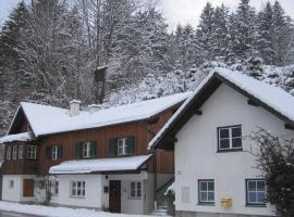 Cosy Cottage, Obertraun
