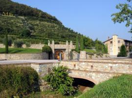 Villa Gradoni, Rodengo Saiano