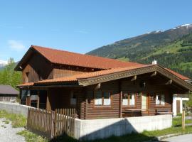 Holiday home Chalet Habach Bramberg, Bramberg am Wildkogel