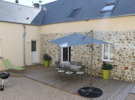 Holiday home La Cotentine, Créances