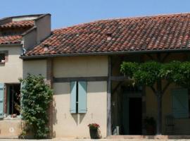 Le Lodge de la Madeleine, Moissac