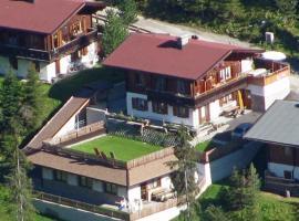 Holiday home Thaler Hütte 3, Hochfugen