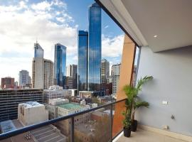 Northbank place apartment, Melbourne