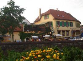 Gasthaus Alte Brauerei, Ettenheim