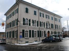 Hotel Restaurant de l'Union, Gimel