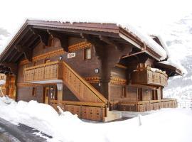 Apartment Delta 4.5 - GriwaRent AG, Grindelwald