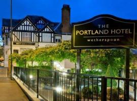 The Portland Hotel, Chesterfield