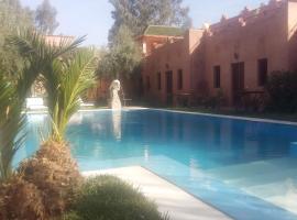 Riad Dar Nouar Marrakech, Marakeša