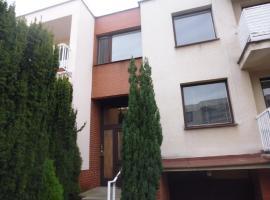 Apartment Vidimská, Praga