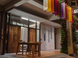 EG Hostel, Nantou City