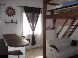 Appartement Gilles, Nica
