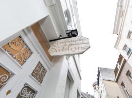 Compagnie des Sablons Apartments, Brussel