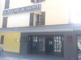 Le Relais de Monti, Cabrolles
