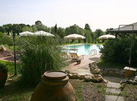 Casa Terra Rossa, Fauglia