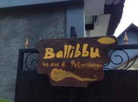 Balibbu Guesthouse, Canggu