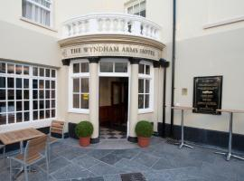 The Wyndham Arms, Bridgend