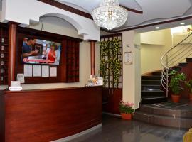 Hotel Elvita Spa, Baños