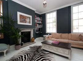 Two Bedroom Burgh Street, London