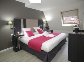 Appart'Hotel Odalys Green Marsh, Strasbūras