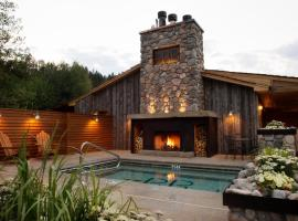 Rainbow Ranch Lodge, Big Sky Canyon Village