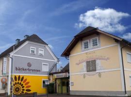Bäckerbrunnen Hotel Restaurant, Attnang-Puchheim