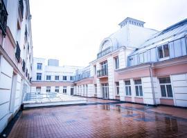 Gedimino apartments, Vilnius