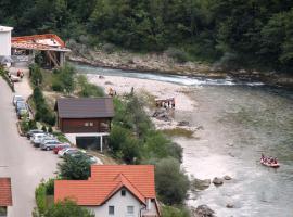Džajića Buk Rooms, Konjic