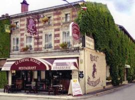 Le Cheval Rouge, Sainte-Menehould