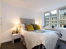 Fetter Lane Apartment, London