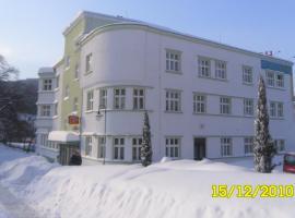 Hotel Grand, Tanvald