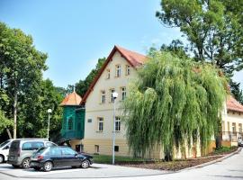 Dwór Spalice, Oleśnica