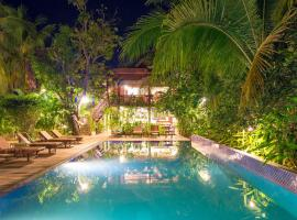 Sambor Village Hotel, Kompong Thom