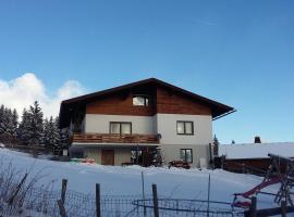 Ferienwohnung Haus am Stein, Deutschgriffen
