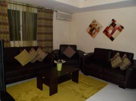 Apartement in the heart of casablanca
