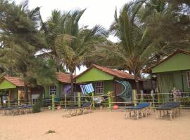 Sami Beach Huts, Canacona