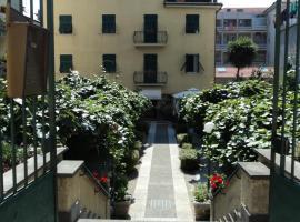 Hotel Alba, Lavagna