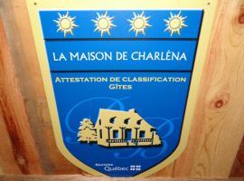 La Maison de Charlèna, Val-des-Lacs