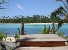 Kaireva Beach House, Rarotonga