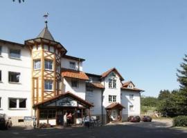 Hotel Milseburg, Hilders